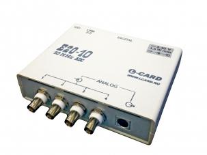 Модуль АЦП / ЦАП  E20-10