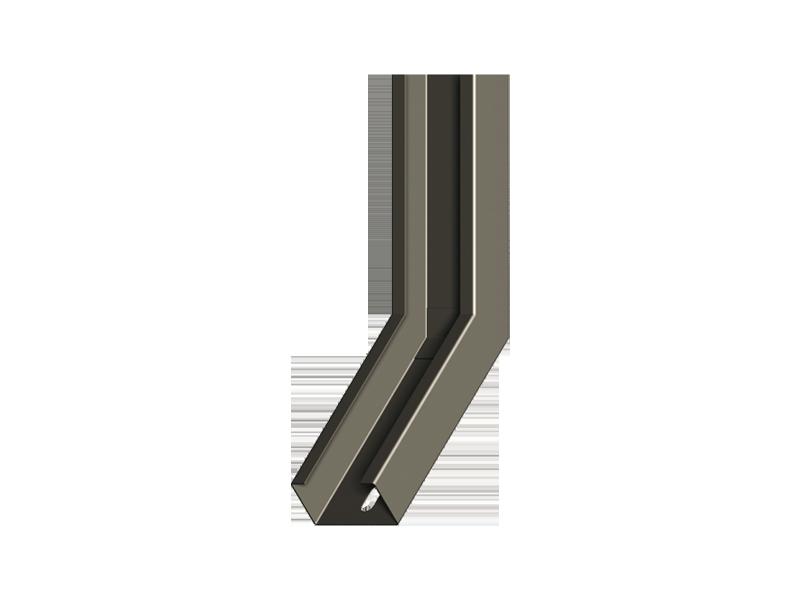 Секция подъемная 45° серия СК