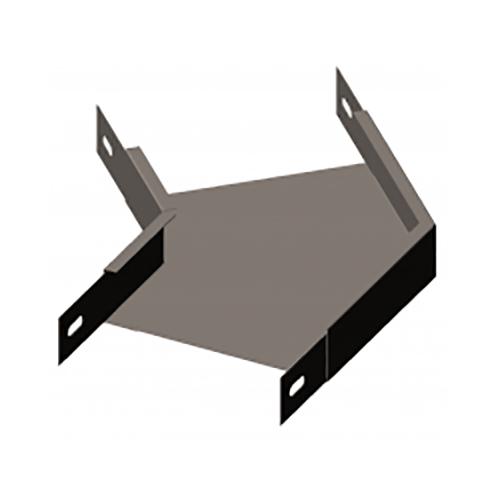 Секция угловая замковая 45° без крышки серия Gyroux