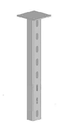 Консоль вертикальная 35х23