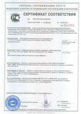 Сертификат соответствия по метрологии_1