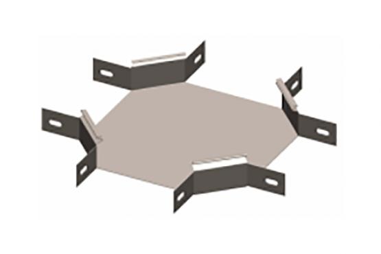 Х-секция 90° без крышки Gyroux